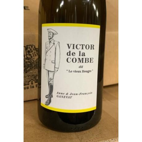 Anne & Jean-François Ganevat Vin de France blanc Victor de la Combe 2017