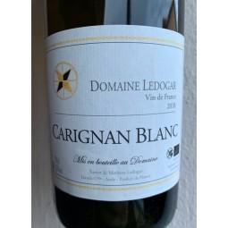 Domaine Ledogar Vin de France Carignan Blanc 2015