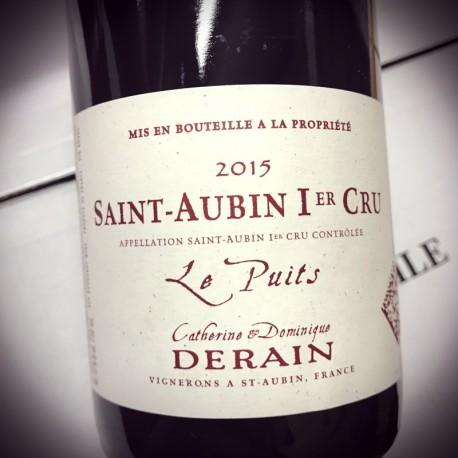 Domaine Derain Saint Aubin 1er Cru Le Puits 2014