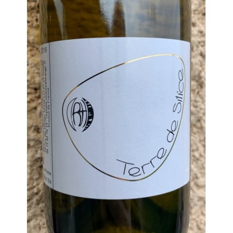 Reynald Héaulé Vin de France blanc Terre de Silice 2011