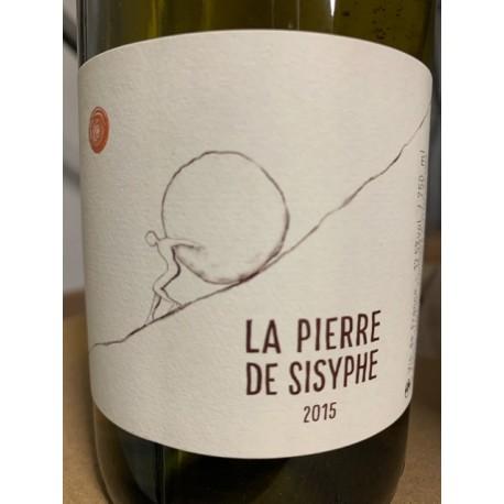 Domaine Bories Jefferies Vin de France blanc Pierre de Sisyphe 2015