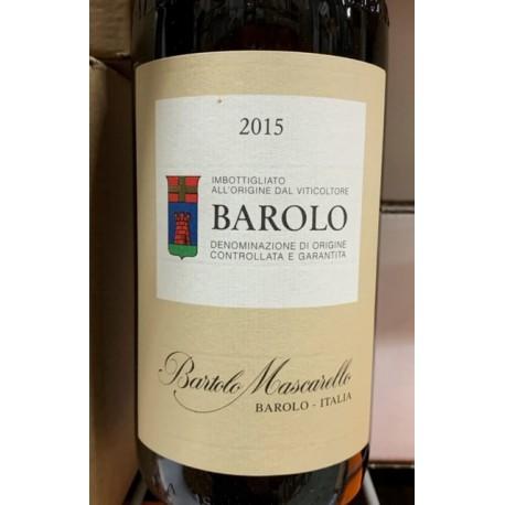 Bartolo Mascarello DOC Barolo 2015