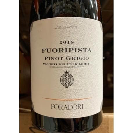 Foradori IGP Dolomiti Pinot Grigio Fuoripista 2018