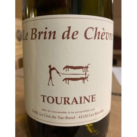 Clos du Tue Boeuf Touraine blanc Brin de Chèvre 2015