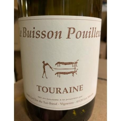 Clos du Tue Boeuf Touraine blanc Buisson Pouilleux