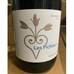 Noella Morantin Vin de France blanc Les Pichiaux 2014