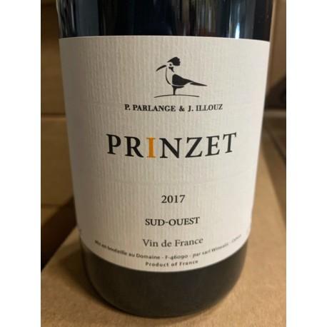 Parlange & Illouz Vin de France Prinzet 2014