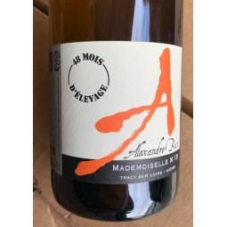 Domaine Alexandre Bain Vin de France Mademoiselle M 48 mois 2015