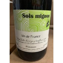 Les Vins Contés Vin de France blanc Sois Mignon 2019