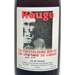 Brendan Tracey Vin de France rouge Capitalisme Rouge 2018