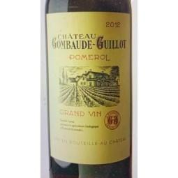 Château Gombaude-Guillot Pomerol 2012