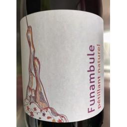 Château Lafitte Vin de France blanc petnat Funambule 2018 Magnum