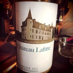 Château Lafitte Jurançon Sec 2018