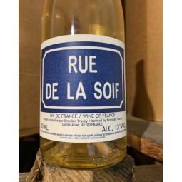 Brendan Tracey Vin de France blanc Rue de la Soif 2018