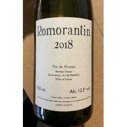 Brendan Tracey Vin de France blanc Romorantin 2018