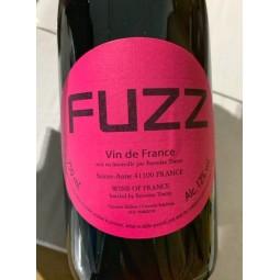 Brendan Tracey Vin de France rouge Fuzz 2019