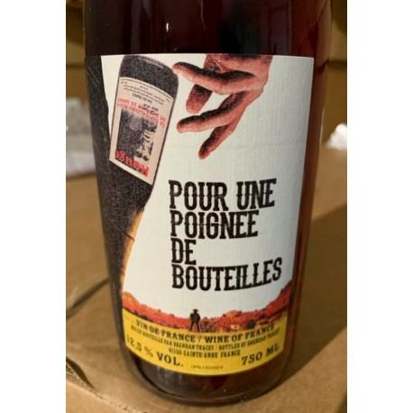 Brendan Tracey Vin de France rouge Pour une Poignée de Bouteilles 2018