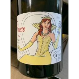 Les Grangeons de l'Albarine Vin de France blanc Reine Rousse 2017