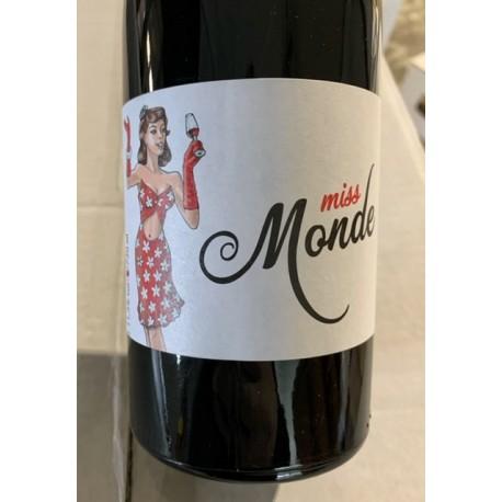 Les Grangeons de l'Albarine Vin de France rouge Miss Monde 2018