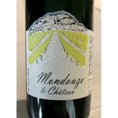 Les Grangeons de l'Albarine Vin de France rouge Mondouze le Château 2018