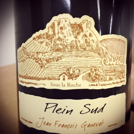 Domaine Ganevat Côtes du Jura Trousseau Plein Sud 2015