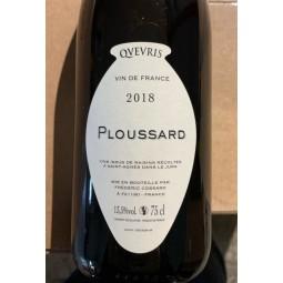 Frédéric Cossard Vin de France Poulsard Qvevris 2018