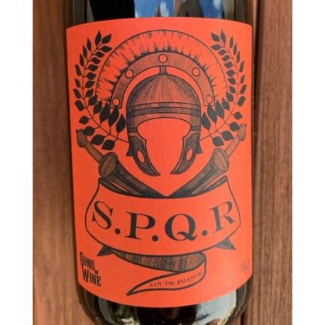 Sons of Wine Vin de Table rouge SPQR 2018