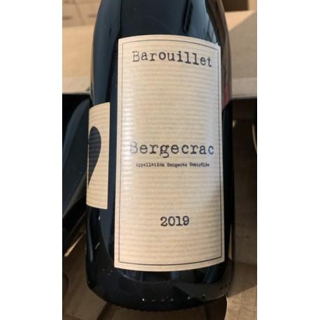 Château Barouillet Bergerac rouge Bergecrac 2018
