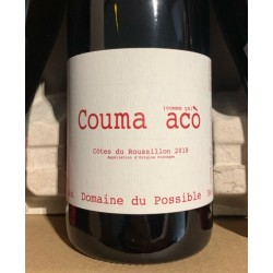 Domaine du Possible Côtes du Roussillon Couma Acò 2018 Magnum