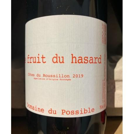 Domaine du Possible Côtes du Roussillon C'est Pas La Mer A Boire 2017 Magnum