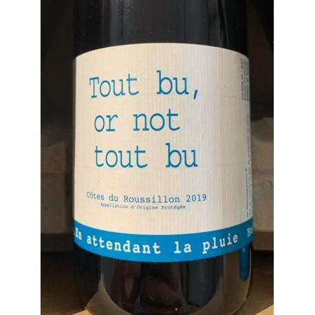 Domaine du Possible Vin de France Tout bu or not tout bu 2014