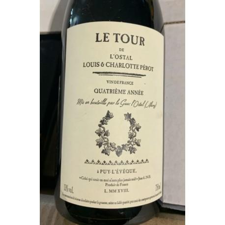 Louis & Charlotte Pérot Vin de France Spoon River 2015