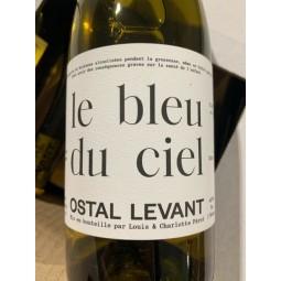 Louis & Charlotte Pérot Vin de France blanc Le Bleu du Ciel 2019