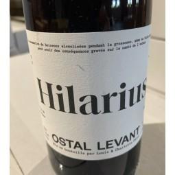Louis & Charlotte Pérot Vin de France Hilarius 2019