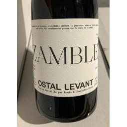 Louis & Charlotte Pérot Vin de France Zamble 2019