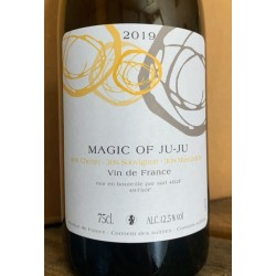 Domaine Mosse Vin de France blanc Magic of Ju-Ju 2015