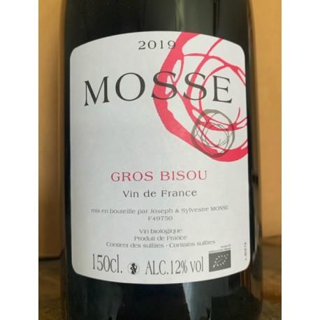 Domaine Mosse Vin de France Gros Bisou 2019 Magnum