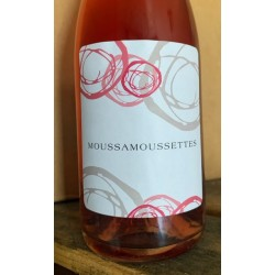 Domaine Mosse Vin de France pet nat Moussamoussettes 2019