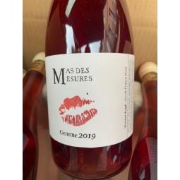 Mas des Mesures Vin de France rosé Gemme 2019
