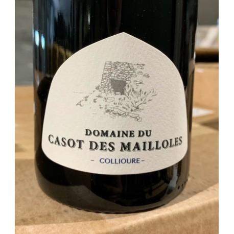 Casot des Mailloles Vin de France Vi Sin Num 2019