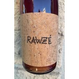 La Cave des Nomades Vin de France rosé Raw Zé 2019