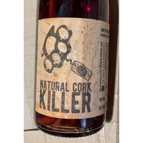La Cave des Nomades Vin de France rouge Natural Cork Killer 2019