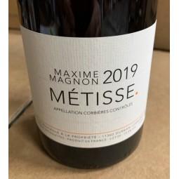 Maxime Magnon Corbières rosé Métisse 2019