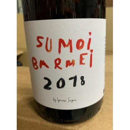Vinyes Singulars Pénédès rouge Sumoi Barmei 2018