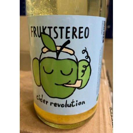 Frukstereo Cidre/poiré Cider Revolution 2018