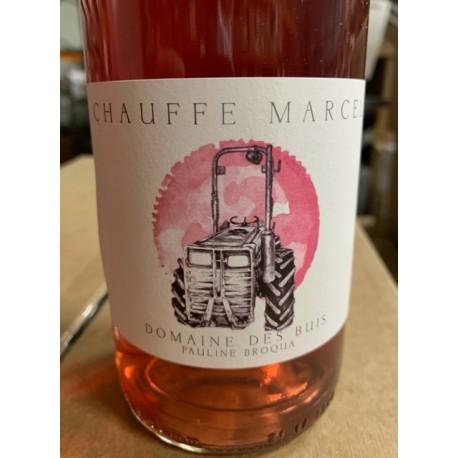 Pauline Broqua Vin de France rosé Chauffe Marcel 2019