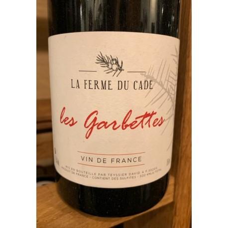 La Fermes du Cade Vin de France Les Garbettes 2019