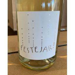 Domaine de la Bohème Vin de France blanc pet nat Festéjar 2019