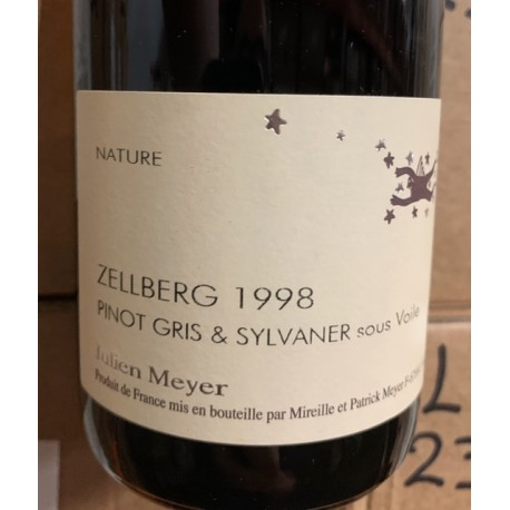 Domaine Julien Meyer Alsace L'Alternative Zellberg 1998