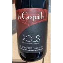 Domaine Rols Vin de Pays de l'Aveyron rouge La Coquille 2019